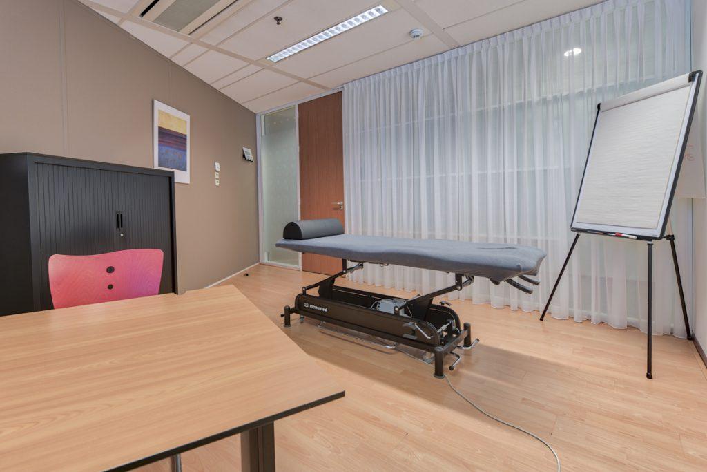 Behandelkamer per uur te huur