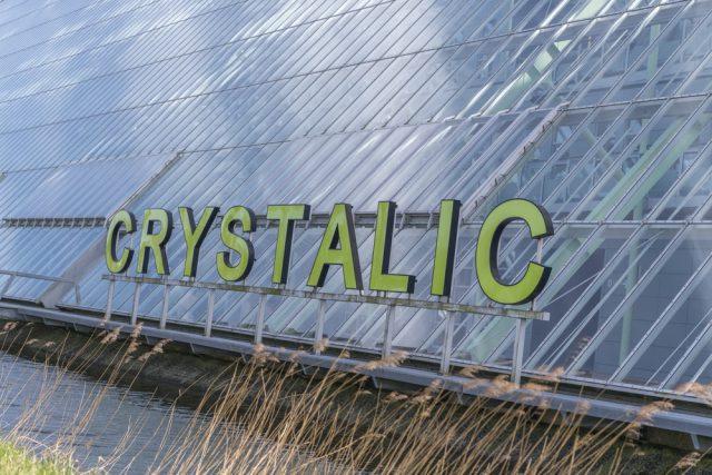 Buitenreclame Crystalic